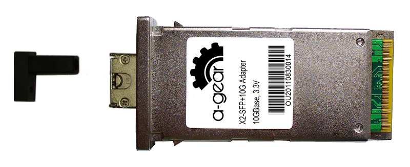 X2-SFP+ 10G Adapter_